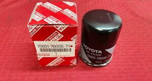 """TOYOTA OIL FILTER, 15601-76008-71, FORKLIFT WITH 4Y ENGINE, HEIGHT 3.5"""""""