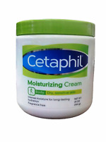 Cetaphil moisturizing Cream for Dry/Sensitive Skin, eczema- Non Greasy- 20 oz