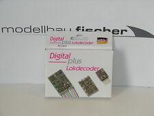 Lenz 10312-01 Decoder silver PluX12  +Neu++