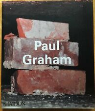 SIGNED Paul Graham Excellent Survey And Study Phaidon Beyond Caring PB
