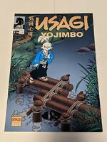 Usagi Yojimbo #114 September 2008 Dark Horse Teenage Mutant Ninja Turtles TMNT