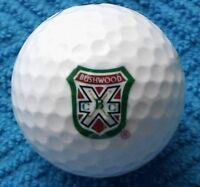 3 Dozen Assorted Brands Mint Bushwood CC Caddyshack Logo) Used Golf Balls
