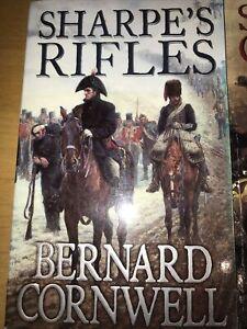 Bundle Of 3 Bernard Cornwell Sharpe Books