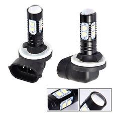 Sale 2x 881 862 884 885 2*50W 6500K Cool White 14*Led Fog Driving light DRL Bulb