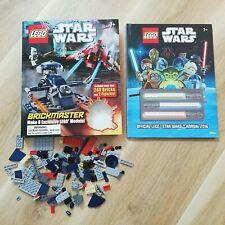 LEGO - Star Wars Brickmaster & LEGO Official Star Wars Annual 2016