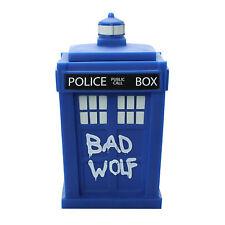 """Titan Doctor Who Bad Wolf Tardis 6.5"""" FIGURA DE VINILO Nuevo Gran Regalo"""
