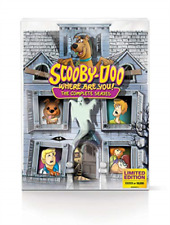 SCOOBY-DOO WHERE ARE YOU: C...-SCOOBY-DOO WHERE ARE YOU: COMPLETE S Blu-Ray NEUF