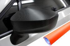 Diseño Lámina Naranja Mate Muchas Vehículos Premium Espejo Carcasas Espejo Tapa