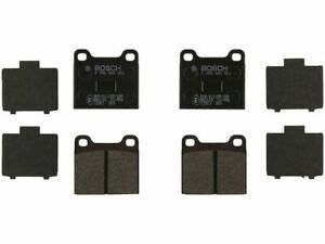 Front Brake Pad Set 5GWR63 for 1900 Deluxe Manta Opel 1969 1970 1971 1972 1973