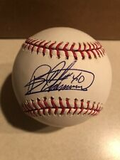 MLB Authenticated Bartolo Colon Autographed Signed Baseball LH398173 Indians Sox