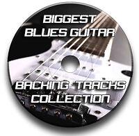 173 x GREATEST BLUES MP3 GUITAR BACKING TRACKS JAM TRACKS CD LIBRARY