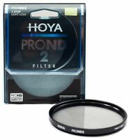 Hoya PROND 52mm ND-2 (0.3) 1 Stop ACCU-ND Neutral Density Filter XPD-52ND2