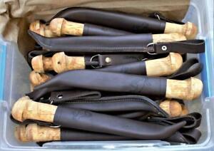 Paaso 77 - Riistapuukko Knife 59 Rockwell Hand made