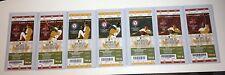 St Louis Cardinals 2011 COMPLETE RUN Playoffs World Series Unused Season Tickets