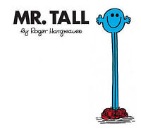 Mr. Tall by Roger Hargreaves (Paperback, 1978)