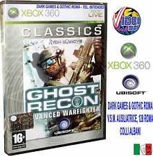Ghost Recon Advanced Warfighter Classics Xbox 360 Ubisoft