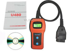 U480 Universal Obd2 Can Bus culpa Código Lector Escáner Diagnostic Scan Tool u 480