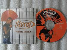 CD-STORM-HURI KKHAN-MORE BALLS BIG CLUB MIX-SPACER/TRANCER-(CD SINGLE)99-2TRACK