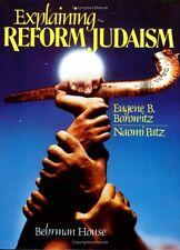 Explaining Reform Judaism