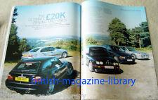 Evo Magazine Issue 72 BMW Z3M Coupe v BMW E30 v BMW E36 v BMW 840Ci v Alpina B10