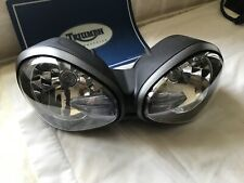 triumph street triple headlight 765 rs speed triple new motorcycle parts
