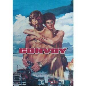 Convoy Kris Kristofferson (Classic Film Dvd)
