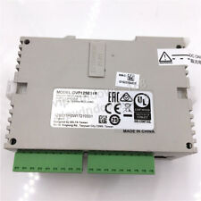 Delta PLC DVP12SE11R 8DI 4DO Relay 3 COM (Mini USB/RS485x2/Ethernet )Network PLC