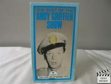The Best of the Andy Griffith Show - The Love Life of Barney Fife VHS 4 episodes