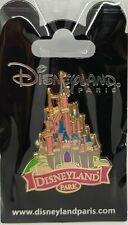 Disneyland Paris Castle Pin Disneyland Park