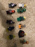 ninjago minifigures lot