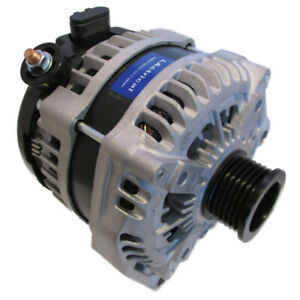 HIGH OUTPUT ALTERNATOR 6 PHASE ONE 1 WIRE FOR CHEVY SUBURBAN GMC SIERRA 250 AMP