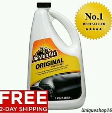 NEW ORIGINAL ARMOR ALL PROTECTANT REFILL 64OZ CLEANS PROTECTS CAR SUV TRUCK AUTO