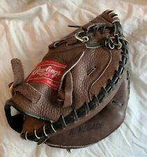 Rawlings Renegade Catcher's Mitt RSCM Baseball Glove Excellent Condition