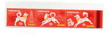 INDONESIA 2018-2 CHINA NEW YEAR OF DOG SET STAMPS MNH