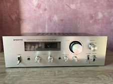 SANYO DCA-30 INTEGRATED STEREO AMPLIFIER