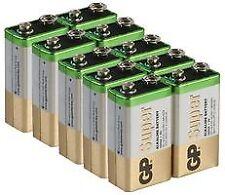 Batería Alcalina PP3 9V PK10 baterías no recargables-CM88887