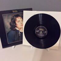 Basia - Time And Tide Label 1987 UK Vinyl  LP Portrait  450263-1  Mint  UNPLAYED