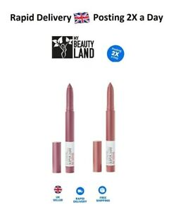Maybelline Matte Ink Crayon with Precision Applicator - Choose