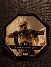 Star wars ROGUE ONE JETON LECLERC COSMIC SHELL 2016 n° 50 SHORETROOPER