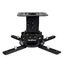 QualGear Prb-717-blk Universal Ceiling Mount Projector