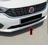 Fiat Tipo ab 2015-2017 vordere Stoßstangen Leiste 1tlg Edelstahl Chrome