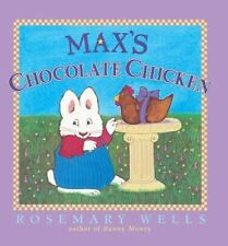 Max's Chocolate Chicken (Turtleback School & Library Binding Edition) -ExLibrary