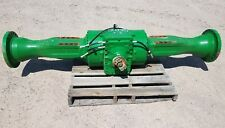 John Deere wheeled feller buncher axle
