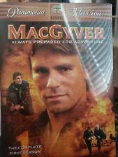Macgyver Season 1 (Dvd, 2005, 6-Disc Set) New