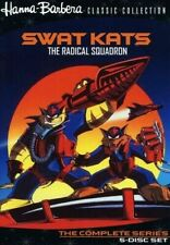 SWAT Kats The Radical Squadron Complete Series R1 DVD Mod