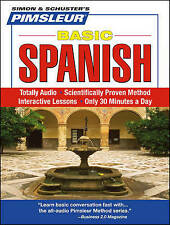 Pimsleur Spanish Basic Course - Level 1 Lessons 1-10 CD: Learn to Speak and Understand Latin American Spanish with Pimsleur Language Programs: Level 1: Lessons 1-10 by Pimsleur (CD-Audio, 2011)