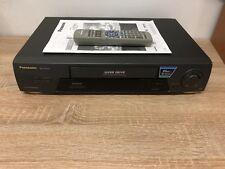 Panasonic Recorder NV-FJ610EG-K mit FB  12 Monate Garantie*