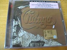 CHICAGO X  CD SIGILLATO REMASTERED + BONUS TRACKS
