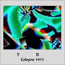 T D - Cologne 1972 (tangerine dream)