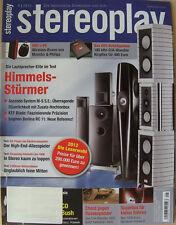Stereoplay 1/12 T.A.C. C 35, Dynavox Impuls III, Burmester B10, Lua Sinfonia MK3